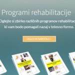 Rehabilitacija po poškodbi in programi