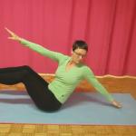 8 vaj za trebušne mišice